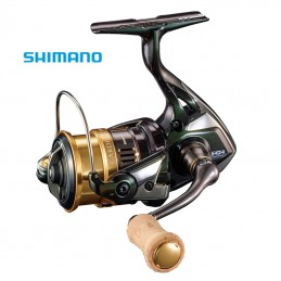 Moulinet truite shimano cardiff