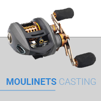 Moulinets Casting